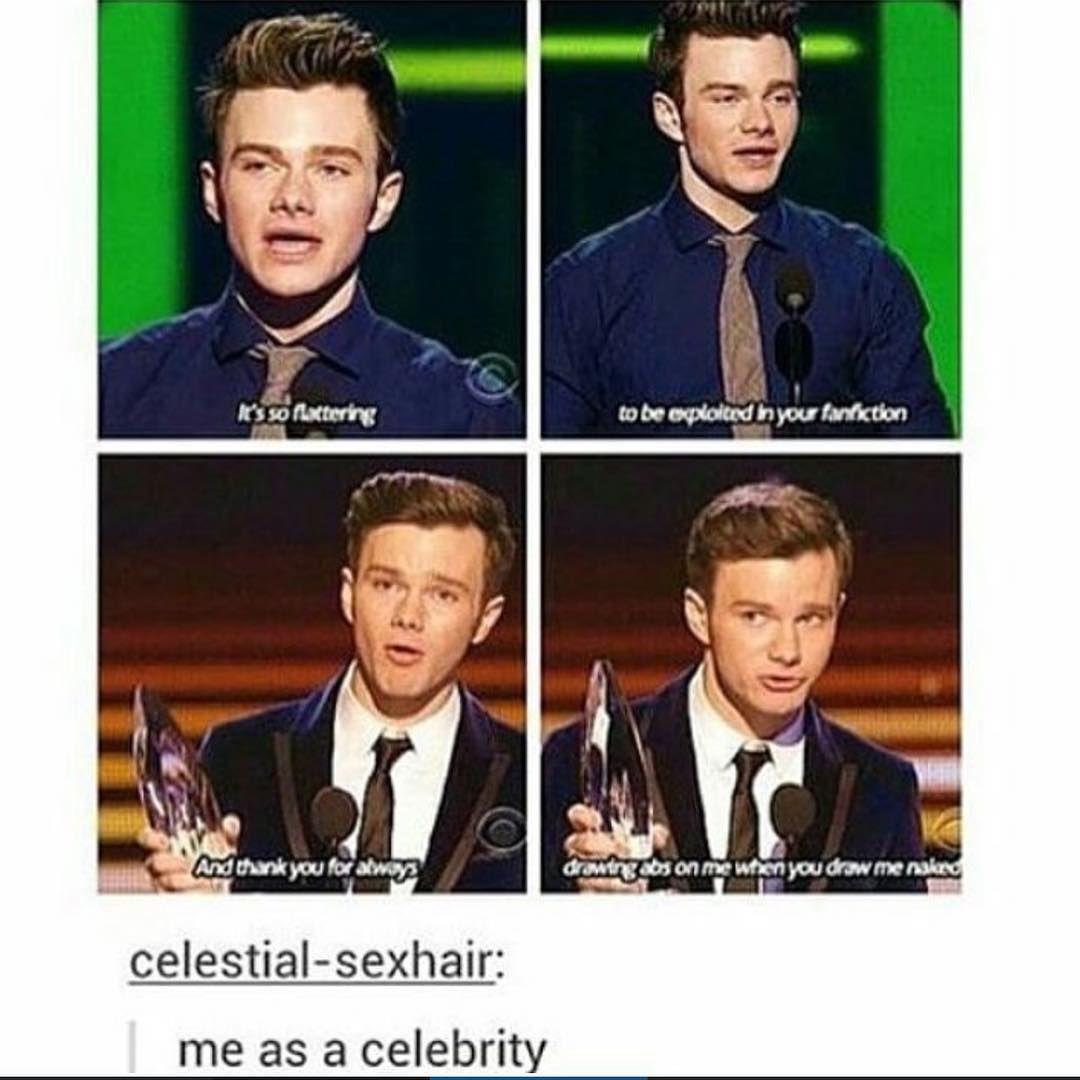 """Seriously me"" Glee funny, Glee memes, Glee cast"