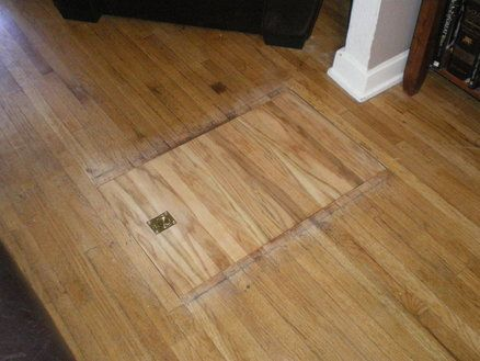 Trap Door To The Basement Home Reno Pinterest Trap