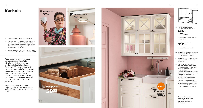 Kuchnia Katalog Ikea 2019 Kitchen Ikea I Kuchnia