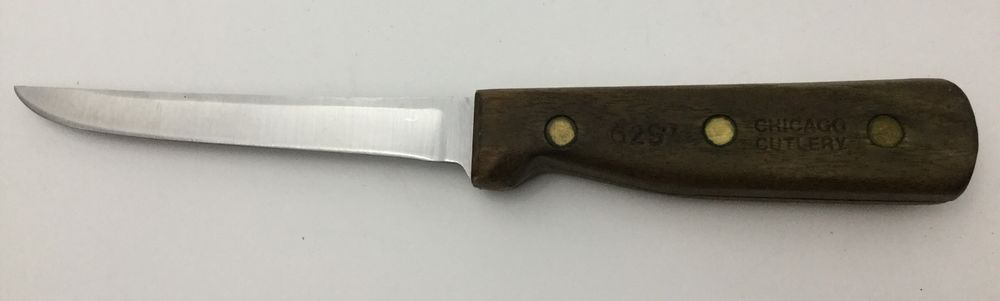 "Vintage Chicago Cutlery 5"" Boning Utility Knife 62S RAZOR SHARP Made In USA #ChicagoCutlery"