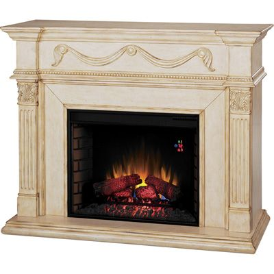electric fireplace stay warm 40inch electric fireplace heater cherry meijer