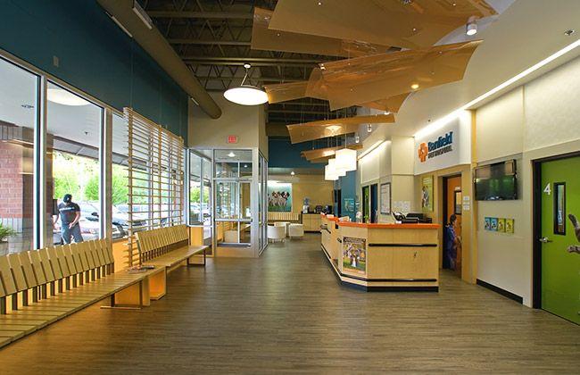 Krs King Retail Solutions Portfolio Banfield Pet Hospitals Retail Solutions Retail Store Design Animal Hospital