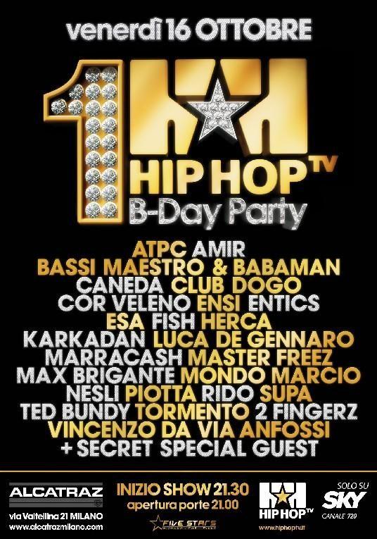 make invitation look like a club flyer hip hop birthday