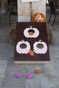 Penelope's Perfect Pumpkin Party - Crowning Details #pumpkinpatch