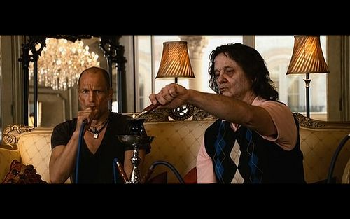 Bienvenue à Zombieland (Zombieland) 2008, de Ruben Fleischer, avec Woody Harrelson, Jesse Eisenberg, Bill Murray
