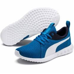 Puma Kinder Sneaker Carson 2 Jr, Größe 37 In Indigo Bunting-Puma White, Größe 37 In Indigo Bunting-P