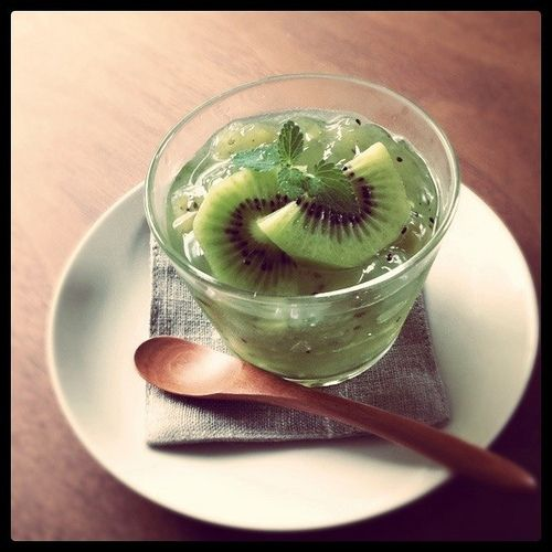Kiwi recipe boost immunity natural