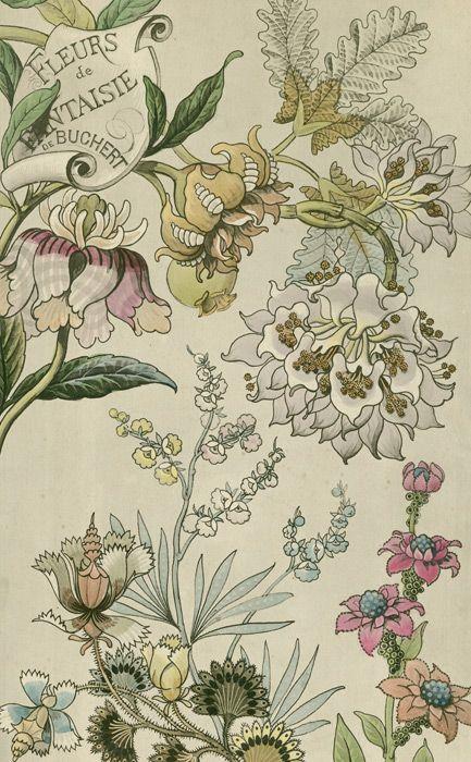 art deco floral wallpaper wwwpixsharkcom images