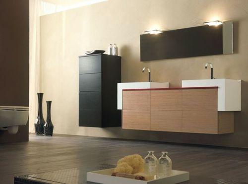befestigt bodenvasen schwarz waschbecken wasserhahn Badezimmer - spiegel badezimmer mit beleuchtung