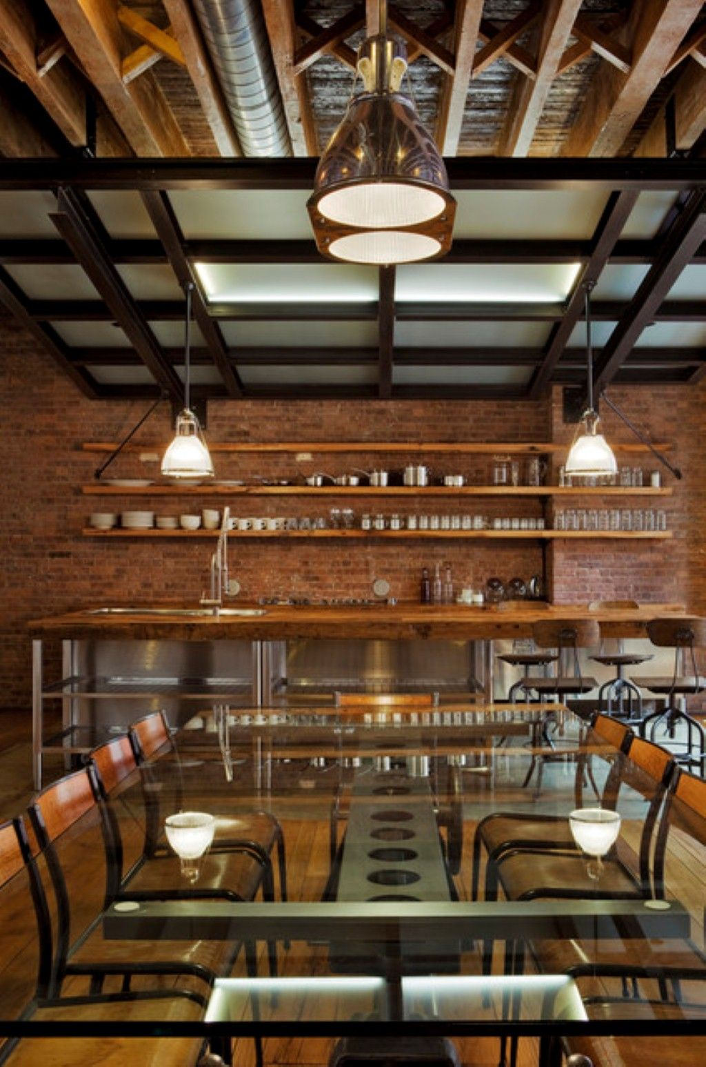 charming-industrial-dining-room-interior-in-minimalist-restaurant