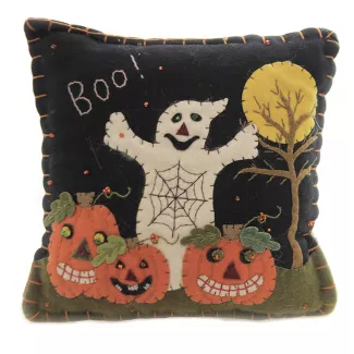 Shop Target For Indoor Halloween Decorations You Will Love At Great Low Prices Free Shipping On Orders Halloween Felt Crafts Halloween Sewing Halloween Quilts