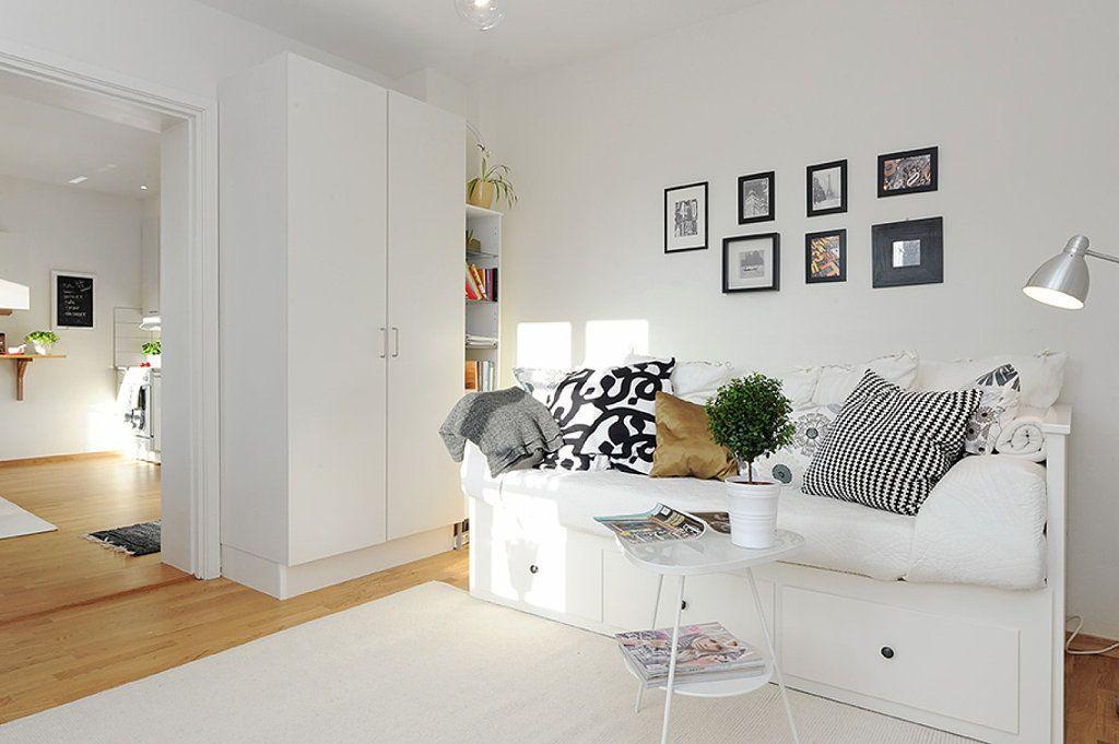 Fotos divan hemnes de ikea hemnes decorar tu casa y ikea for Decoracion casa habitacion