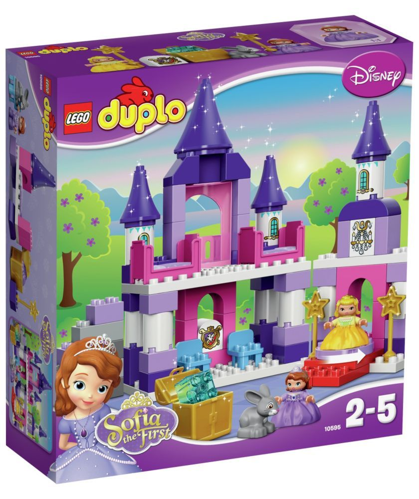 Dolls house at argos co uk your online shop for dolls houses dolls - Buy Lego Duplo Sofia The First Royal Castle At Argos Co Uk Your