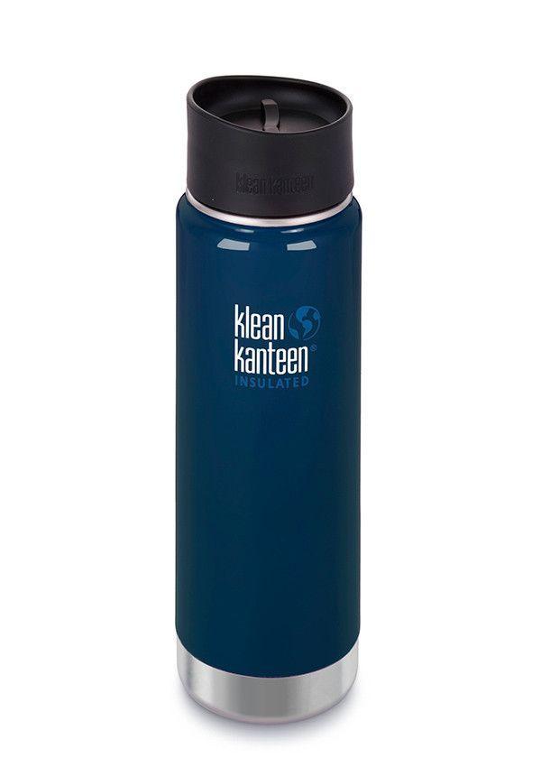 Klean Kanteen Wide Vacuum Insulated 20oz Bottle