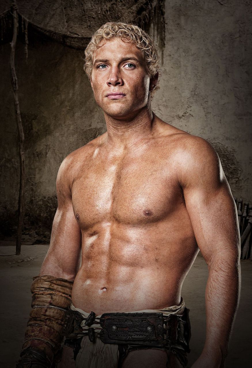 Laurence olivier spartacus quotes - Jai Courtney As Varro Spartacus Blood Sand Promo