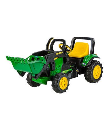 Take a look at this John Deere Front Loader by John Deere on #zulily ...