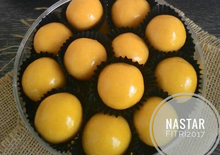 Resep Nastar Oleh Fitri Sasmaya Resep Makanan Resep Makanan Nastar