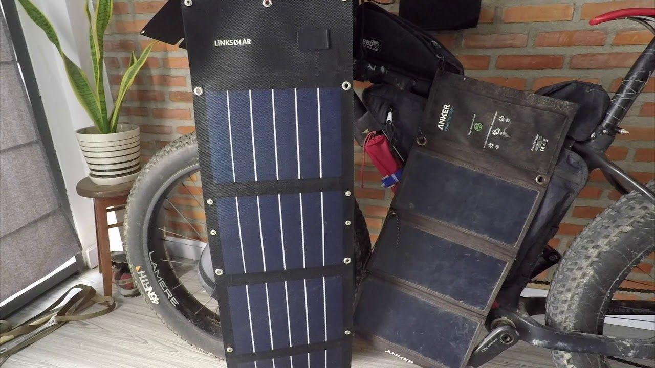 Bikepacking Best Solar Panel
