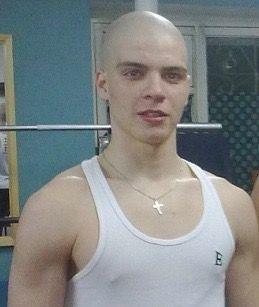 Rob james shirtless naked nude