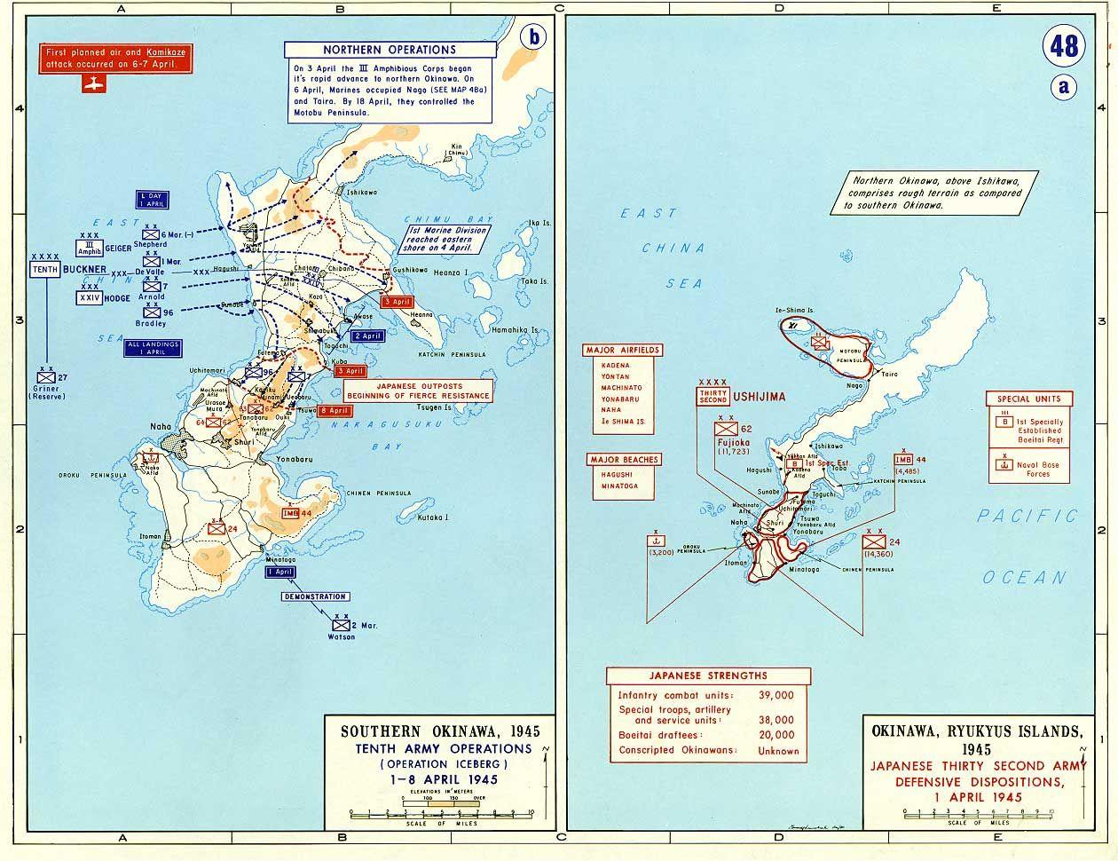 Okinawa April