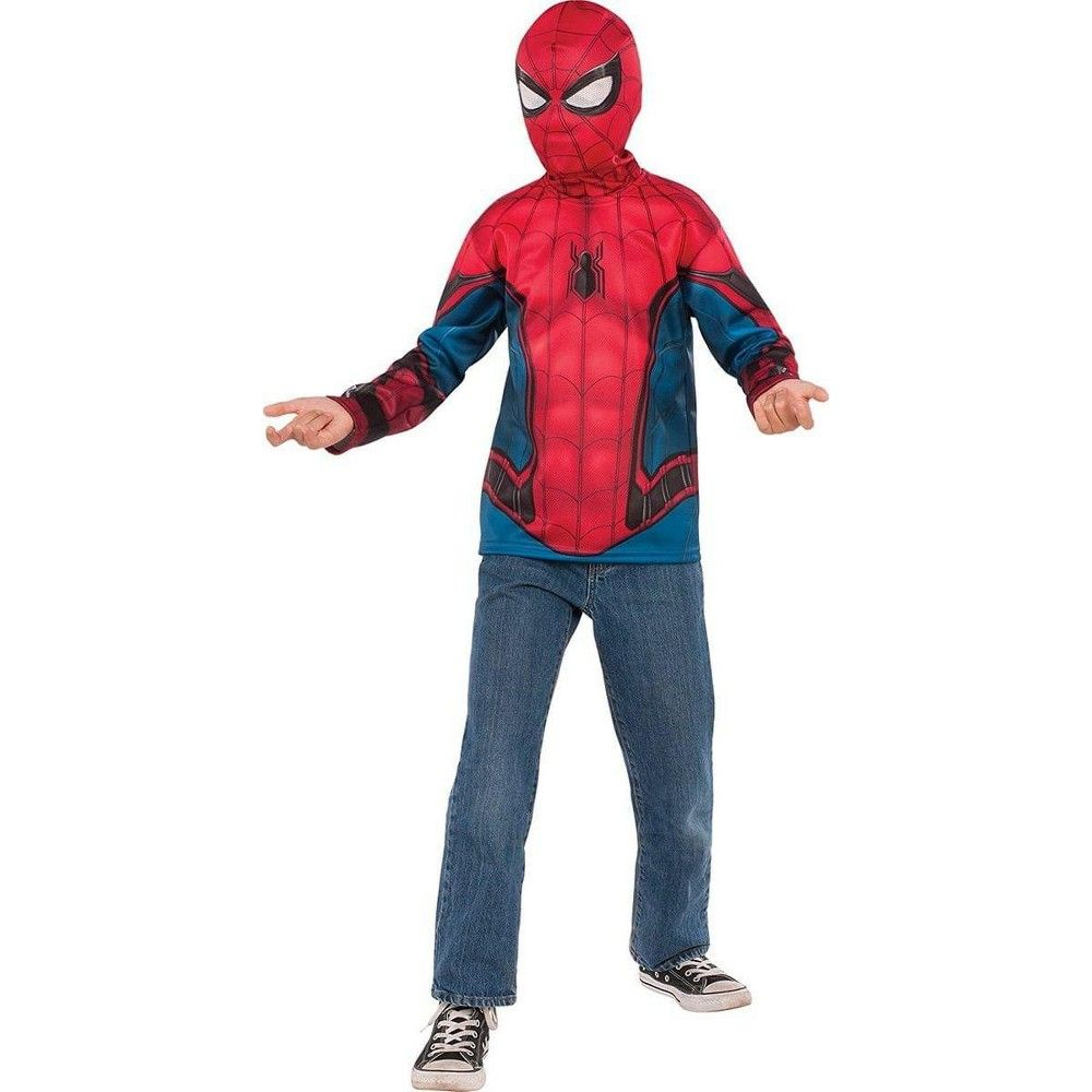 Aliexpress.com : Buy Spiderman Homecoming Costume New Kids ...