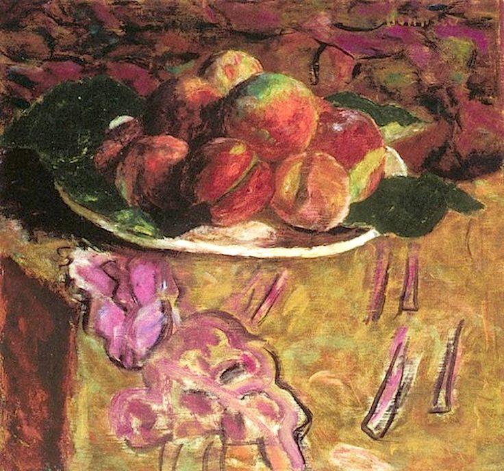 Pierre Bonnard - Peaches