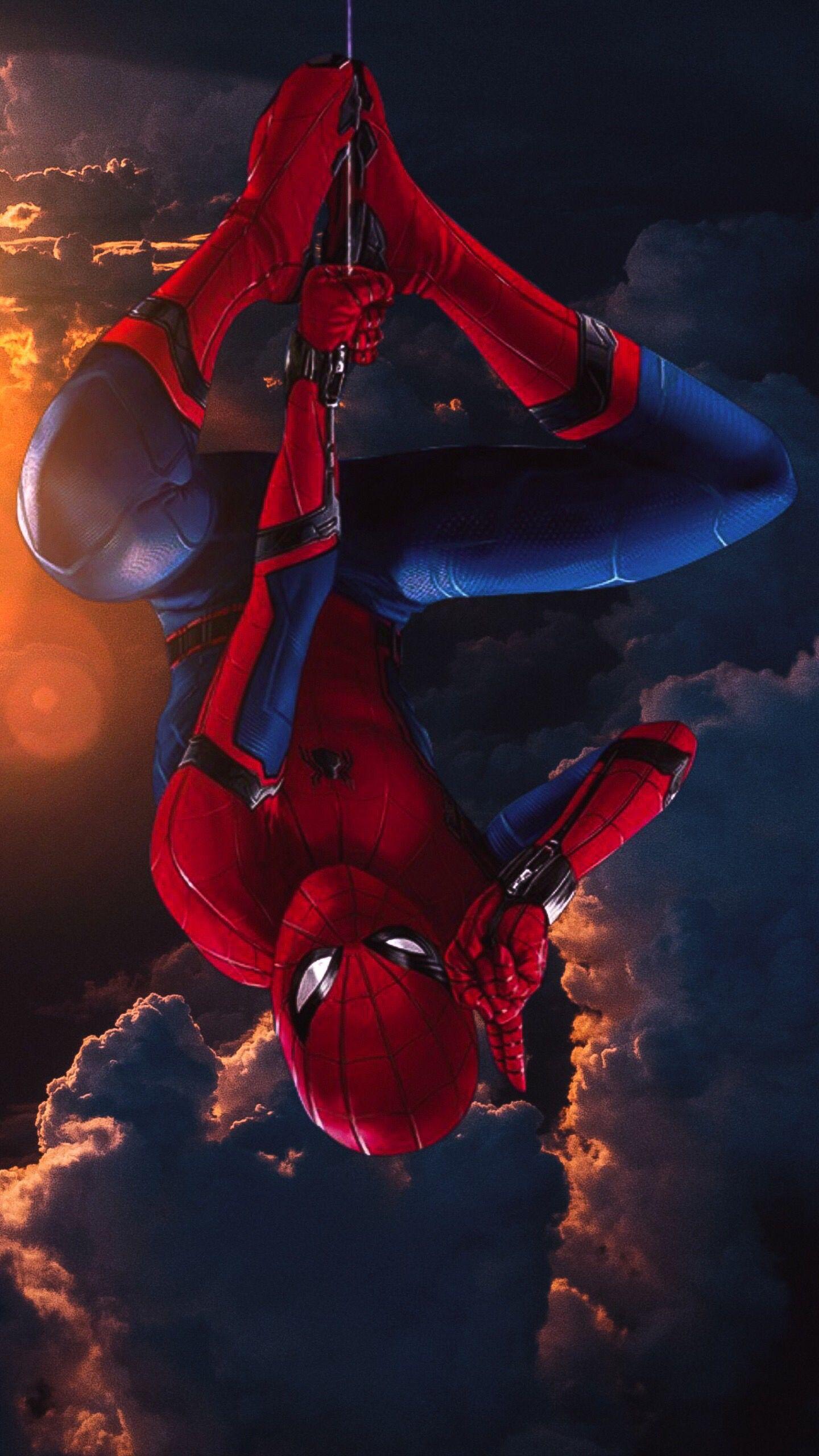 Pin By Santana Davenport On Spider Man Spiderman Avengers