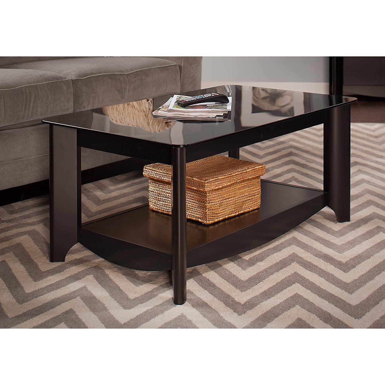 Aero Coffee Table In Classic Black [ 1500 x 1500 Pixel ]