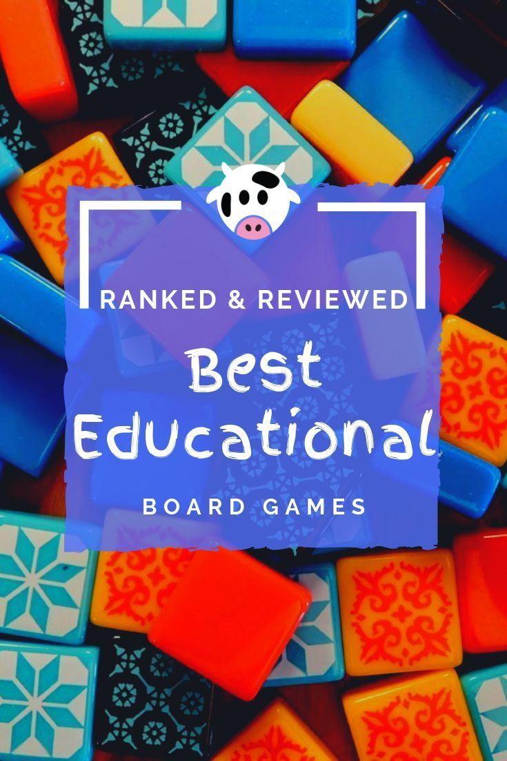 Best educational board games to play with the family 2020