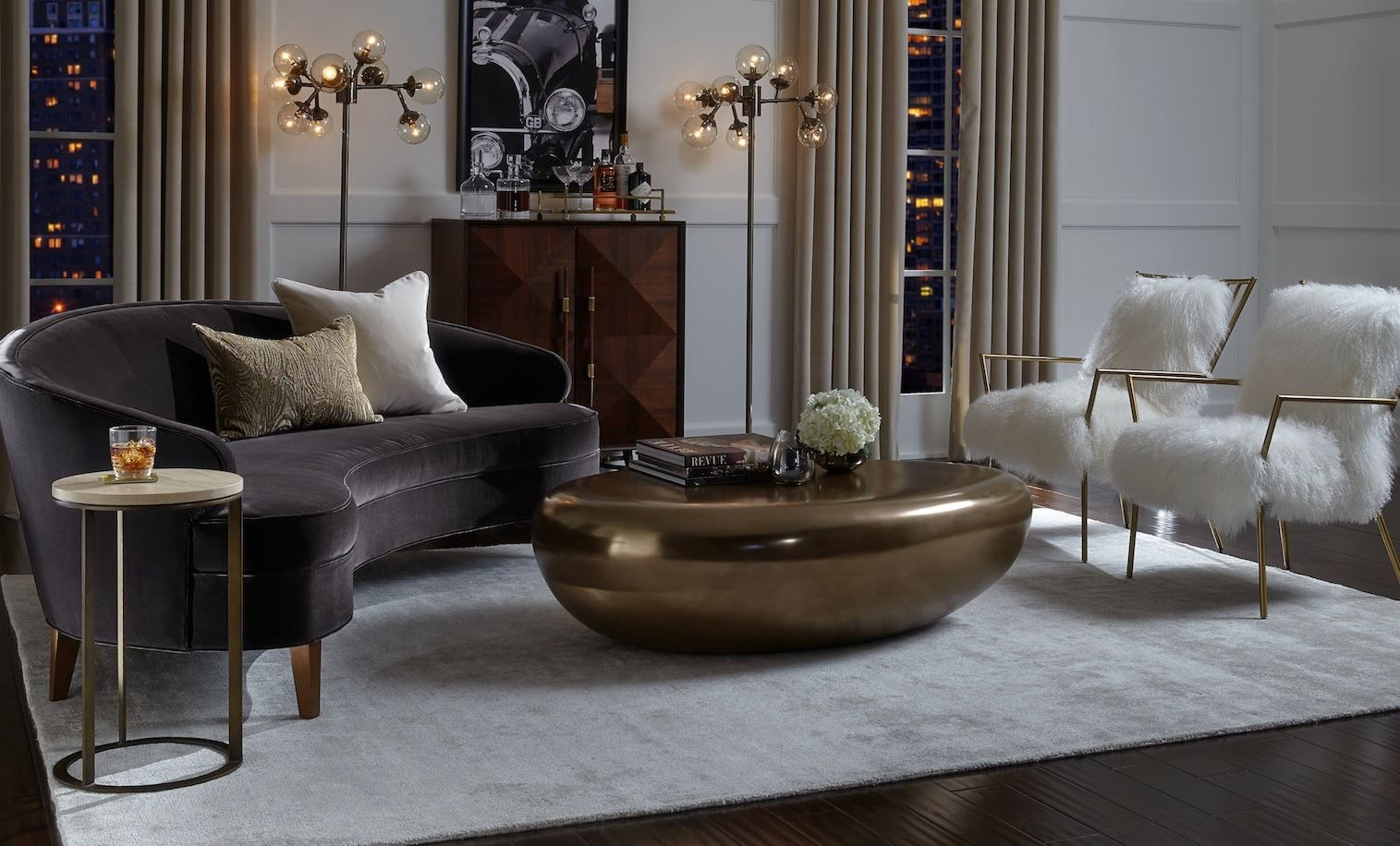bobs living room sets%0A    Luxury Sofas For The Modern Living Room   Lounge sofa  Mitchell gold and  Living room sofa