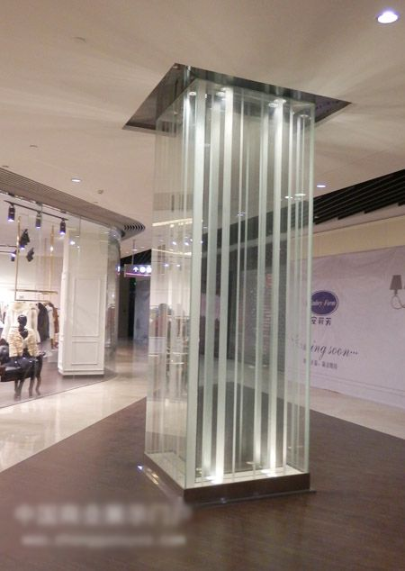 Column design commercial pinterest columns for Interior columns design ideas
