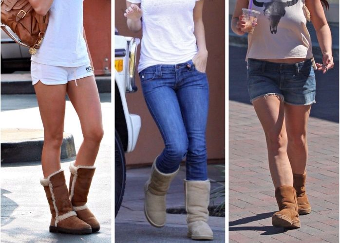 latest style ugg boots