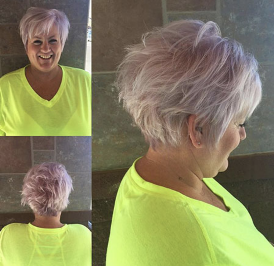 Short Hairstyles 2020 Female Over 50