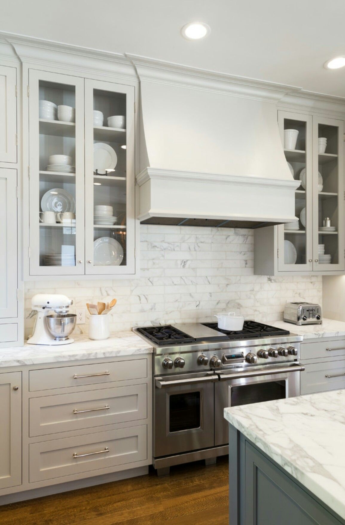 Bm Gray Owl Whale Grey And Calcutta Classic Grey Kitchen Designs Kitchen Design Kitchen Remodel