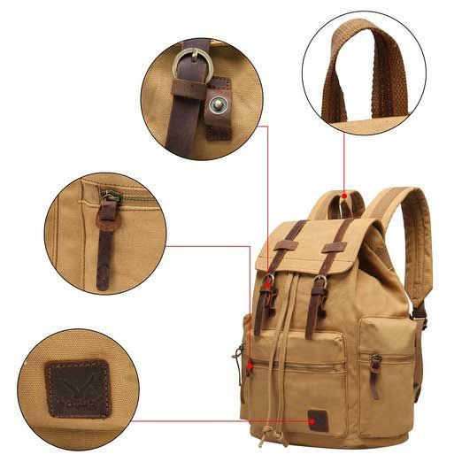017e3e49473d Top 10 Cool Backpacks for High School Students 2016. Buy the best and cool  backpack for high school student at a reasonable price.