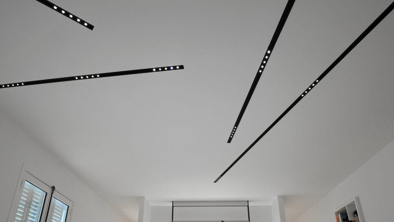 Kreon Nuit tiny slot LED multiple downlight   Lam Partners ...