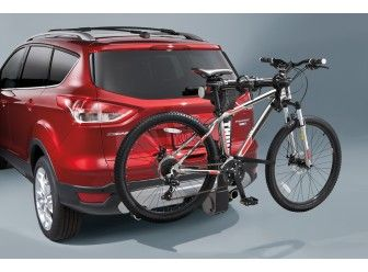 Racks And Carriers By Thule Hitch Mount Bike Carrier 2 Bikes