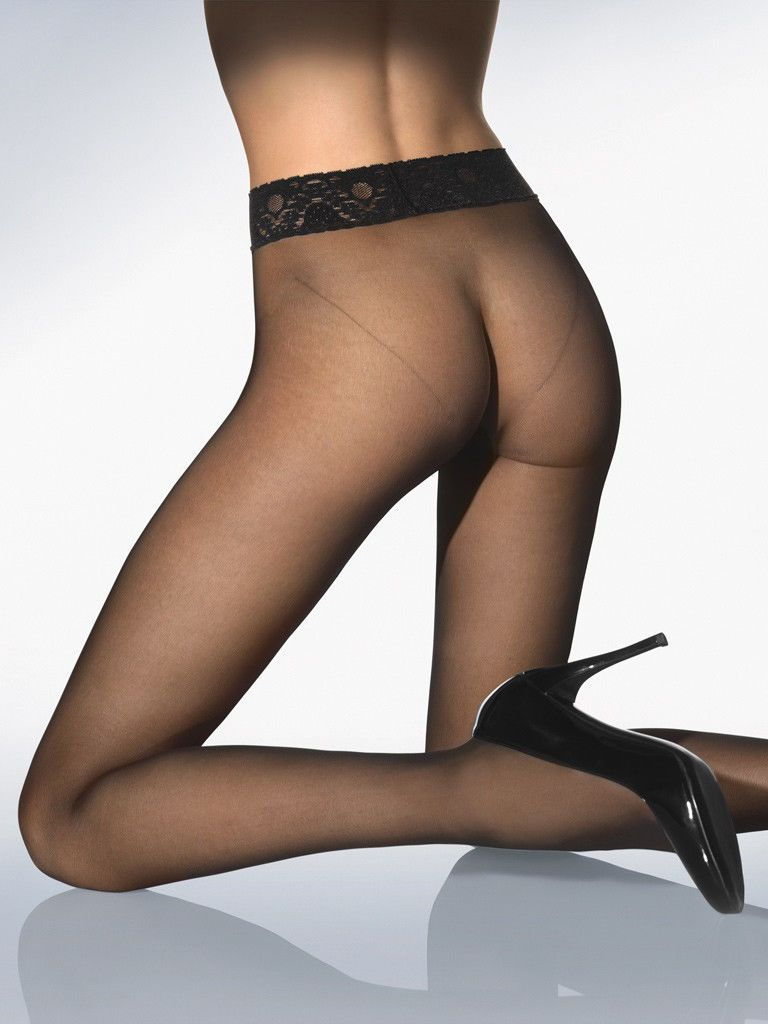 58dab322a3687 Pantyhose and Tights 11525: Nwt Wolford 18466 Fatal 15 Denier Seamless  Pantyhose Tights S L Blk -> BUY IT NOW ONLY: $34.99 on eBay!