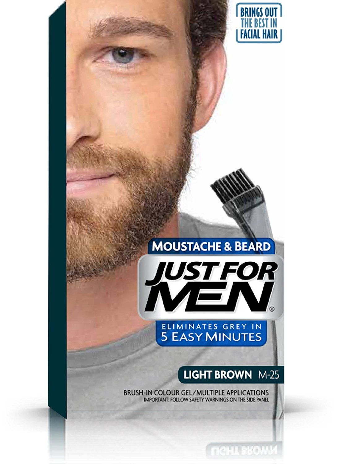 Just For Men M25 Light Brown Hair Color 28.4 G ** This is ...