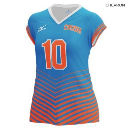 brand new eef7f 815b3 Mizuno Women's 440379 (Custom / Sublimated) Cap Sleeve ...
