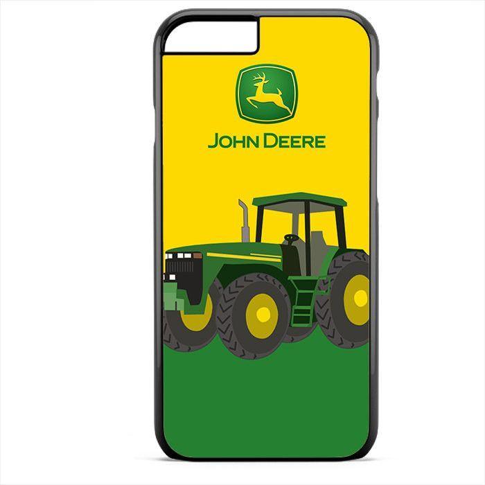 John Deere Tractor TATUM-5886 Apple Phonecase Cover For Iphone SE Case