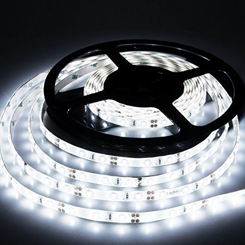 Amazon dealoftheday ledmo flexible led light strip kit super amazon dealoftheday ledmo flexible led light strip kit super bright 300 uints smd5630 ledsip20 aloadofball Images