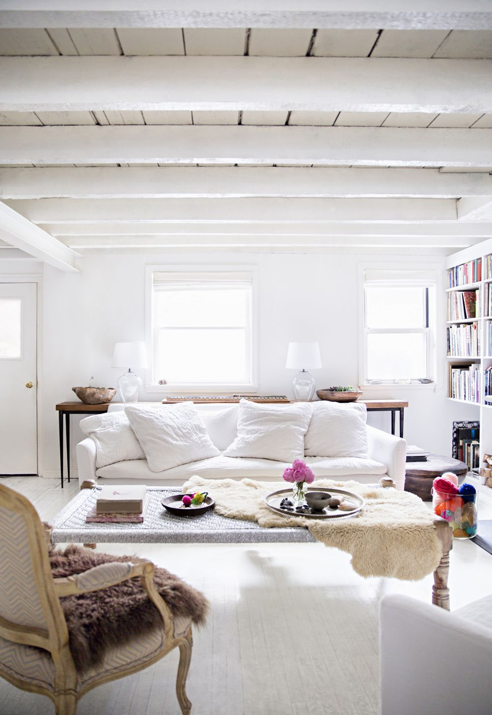 mahalolena   A bright and colorful home in Brooklyn   http ...