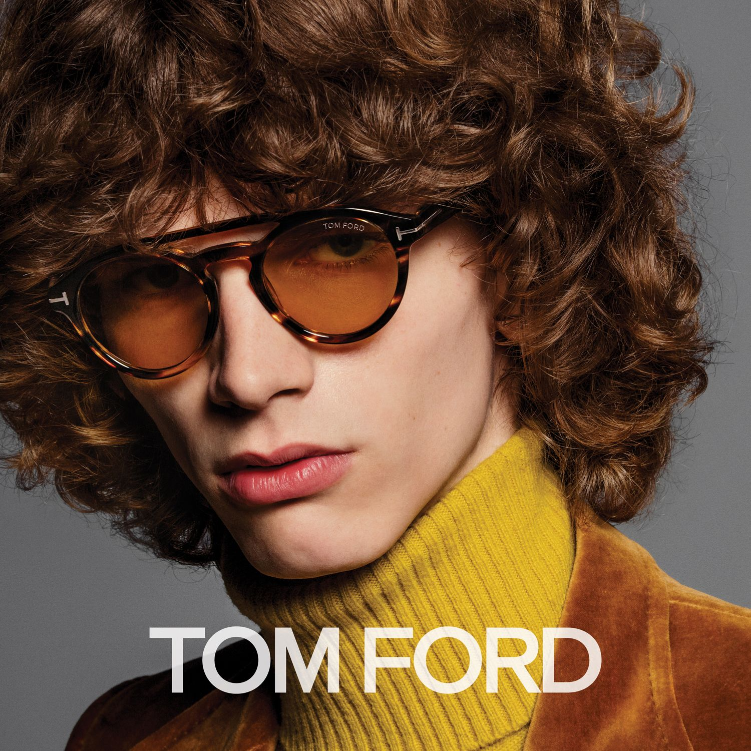 and pin tom eyewear ford on