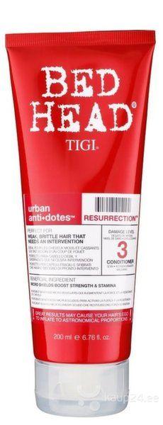 Taastav šampoon Tigi Bed Head Urban Antidotes Resurrection 250 ml hind ja info | Šampoonid | kaup24.ee