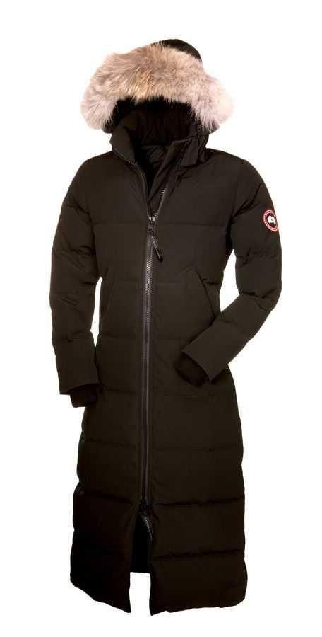 canada goose 2014 new jacket black womens