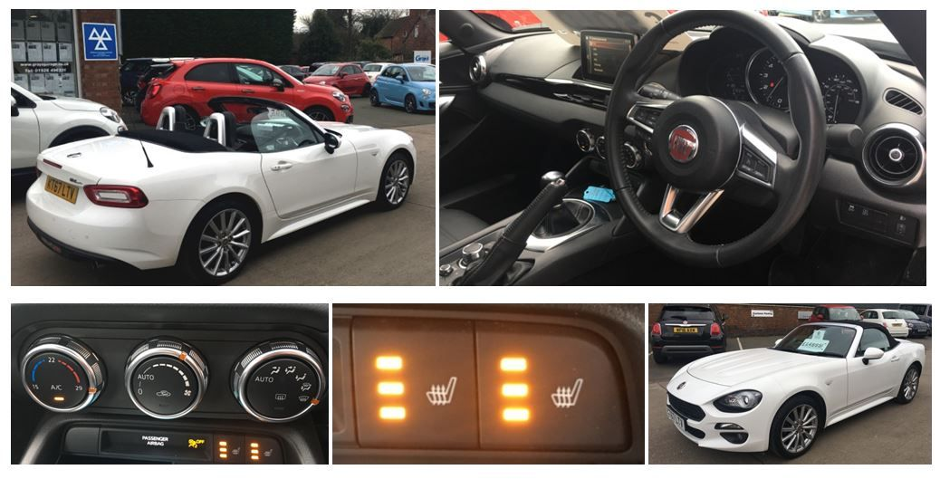 Fiat 124 Spider For Sale A Truly Great Car Fantastic To Drive