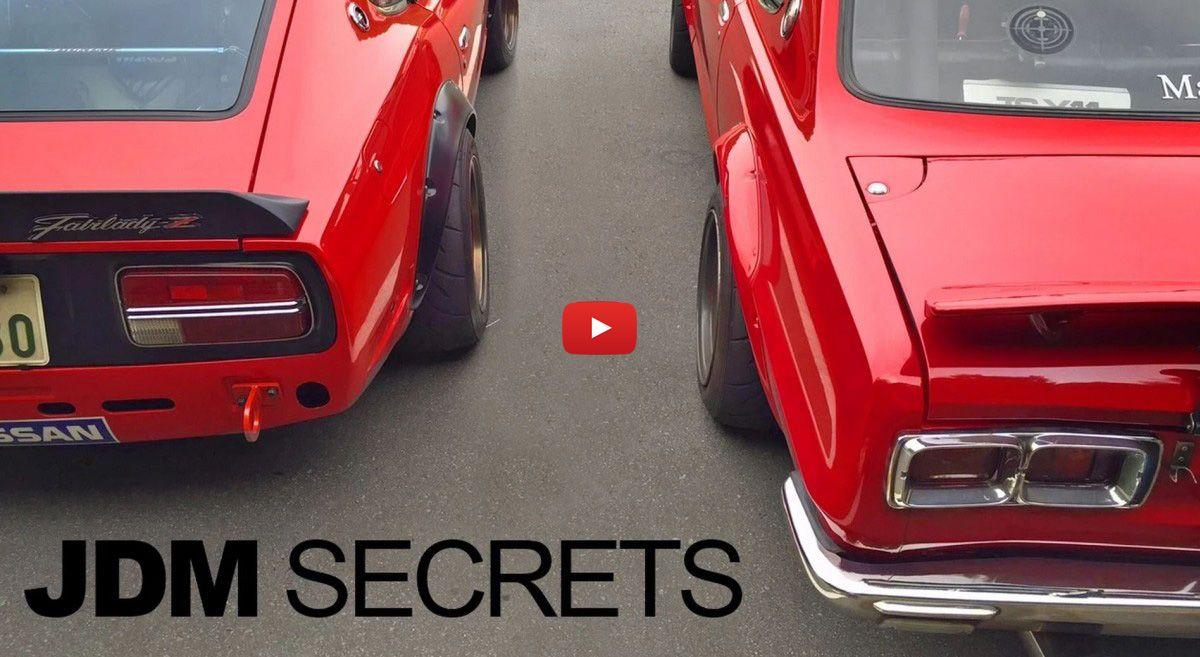 Video: JDM Secrets! Japanese culture exposed | Japanese ...