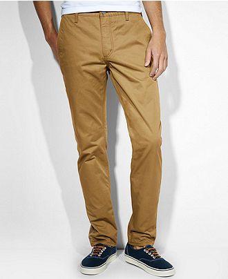 Levi S 511 Slim Fit Hybrid Trousers Pants Men Macy S Mens Jeans Mens Outfits Mens Pants