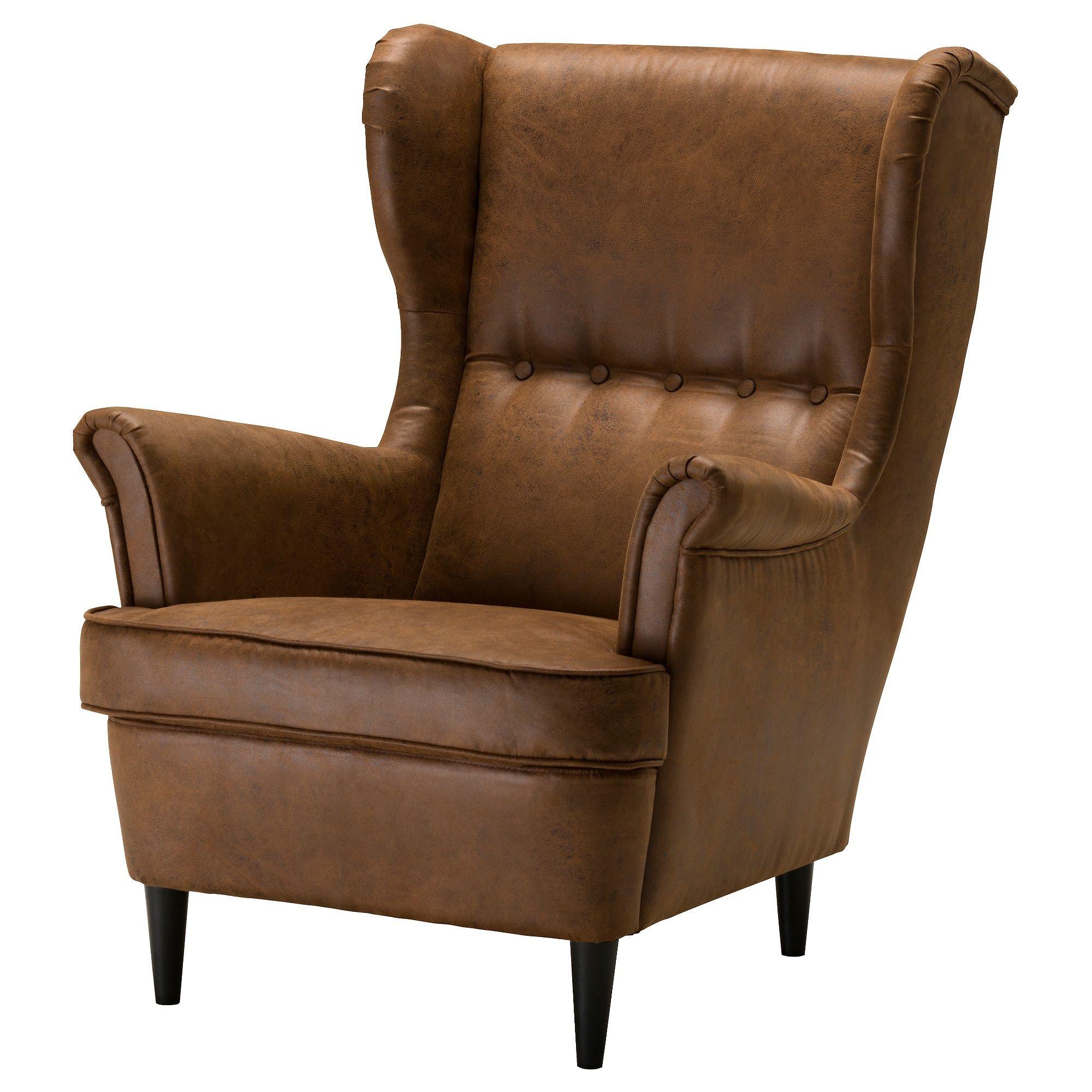 Ikea Leren Stoel.Us Furniture And Home Furnishings Lederen Stoelen Stoel Ikea